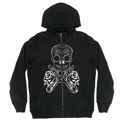 Clothing - The Alley DIY Sugar Skull Hoodie