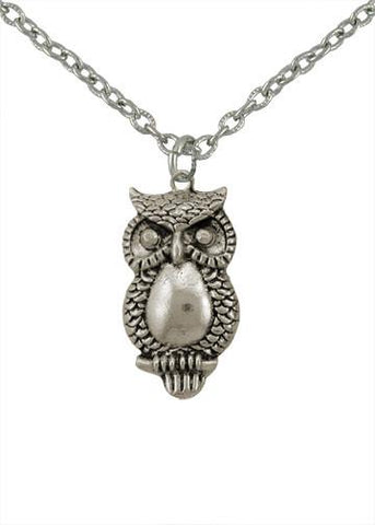 Jewelry - Big Hoot Owl Necklace