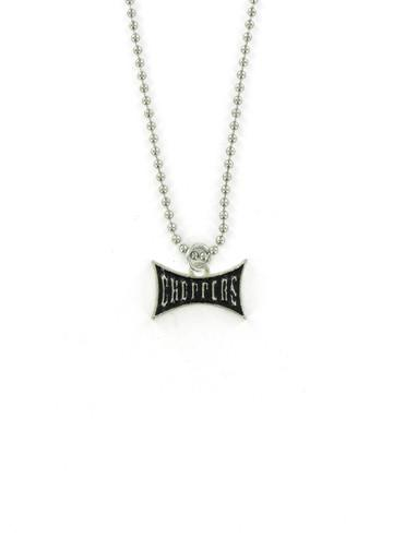 Jewelry - Chopper Logo Ball Chain Necklace