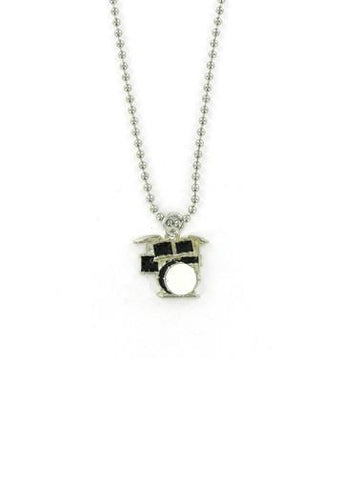 Jewelry - Drum Kit Ball Chain Necklace
