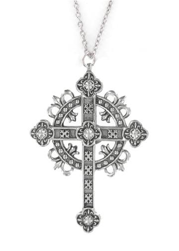 Jewelry - Large Gothic Cross Necklace