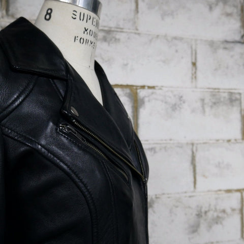 Leather Jackets - Betsy Womens Leather Jacket