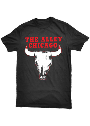 T-Shirts - The Alley Chicago Basketball Parody T-shirt