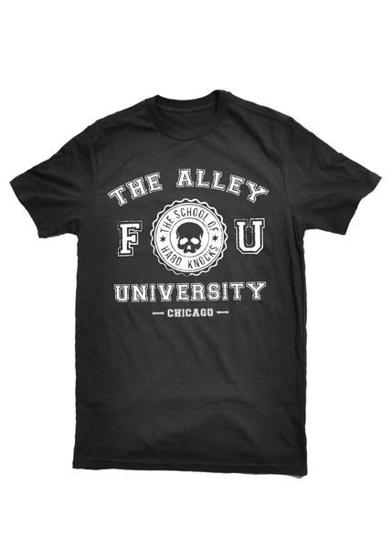 T-Shirts - The Alley Chicago FU University T-shirt