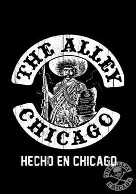 T-Shirts - The Alley Chicago Hecho En Chicago T-shirt