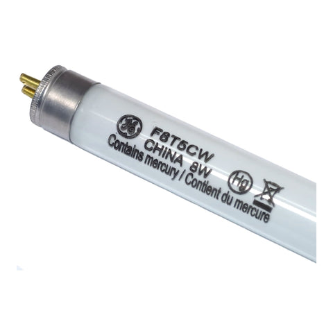 10059 GE F8T5/CW G5 Cool White Starcoat Linear Fluorescent Lamp