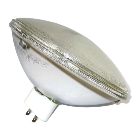 13229 GE FFPQ1000PAR642 1000W 120V Quartzline Narrow Spot Stage Lamp
