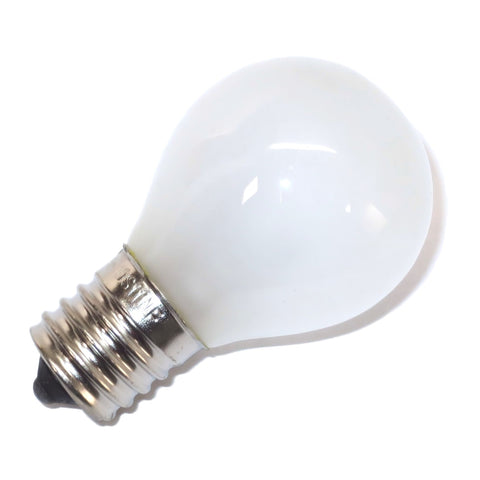 41530 Eiko 10S11NF 120V 10W S-11 Intermediate E17 Screw Base Frosted Bulb