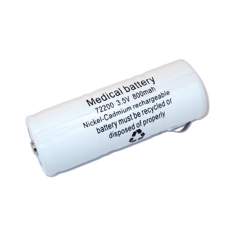 72200 3.5V Ni-Cad Rechargeable Replacement Battery For Welch Allyn Ophthalmic