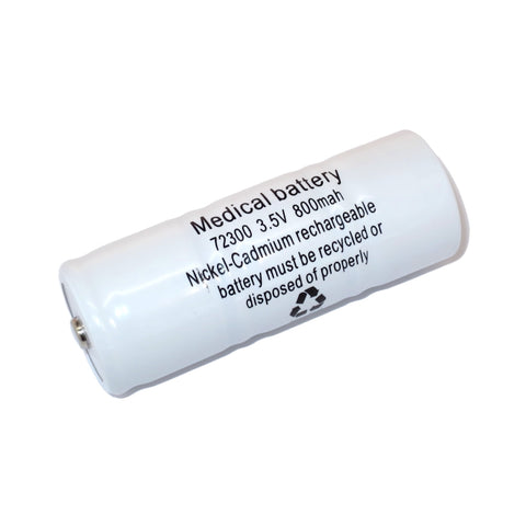 72300 3.5V Ni-Cad Replacement Battery For Welch Allyn Wall Plug-In and Convertible Power Handles