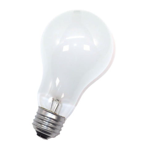 11521 Osram BBA 250W 120V A-21 No.1 Photoflood Frosted Incandescent Lamp