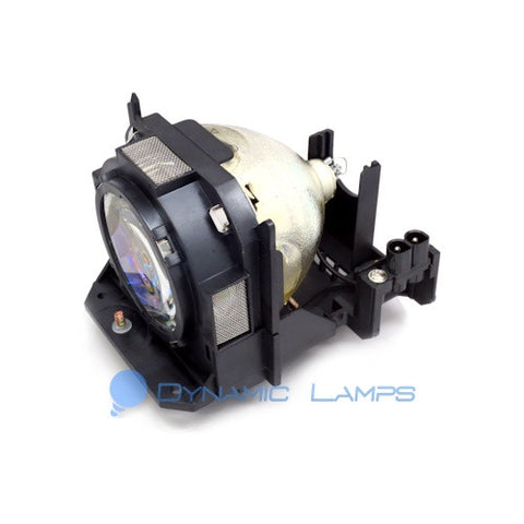 ET-LAD60AW ET-LAD60 Single Replacement Lamp for Panasonic Projectors.  PT-D5000, PT-D6000, PT-D6710, PT-DW530, PT-DW6300, PT-DZ6300, PT-DZ6700, PT-DZ6710E