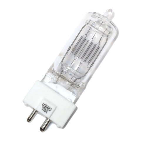 1000604 Ushio FRK JCS120V-650WC/UA GY9.5 Clear Halogen Lamp
