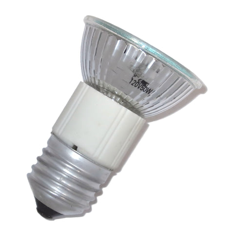 JDR-9020P Hikari 50W 120V E26 Screw Base Halogen Lamp