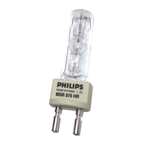 287276 Philips MSR 575 HR 575W 207V Studio/Theater Lamp