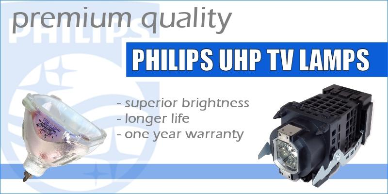 915B403001 Mitsubishi Philips Original TV Lamp. $89.99ea.