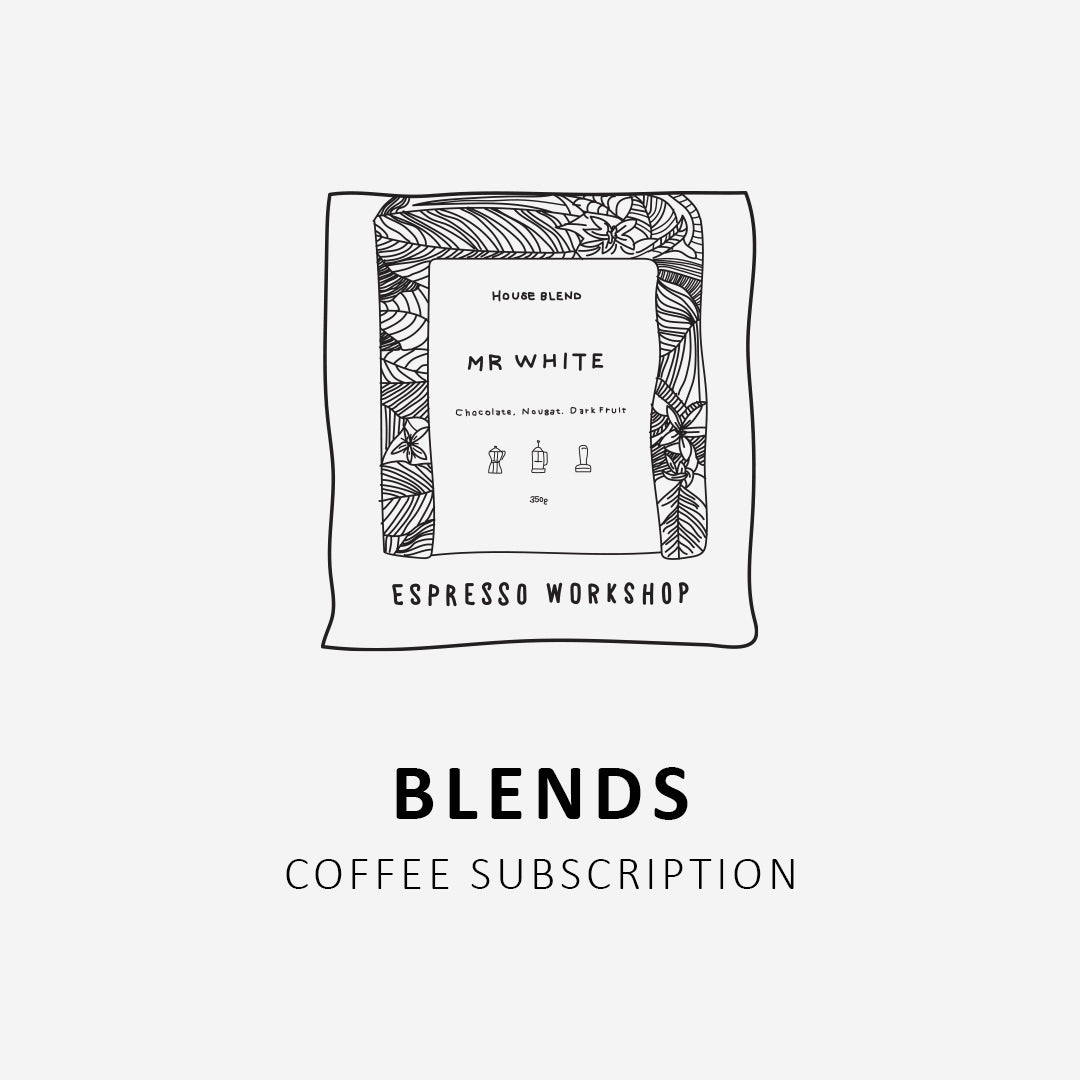 Coffee Subscription - Blends