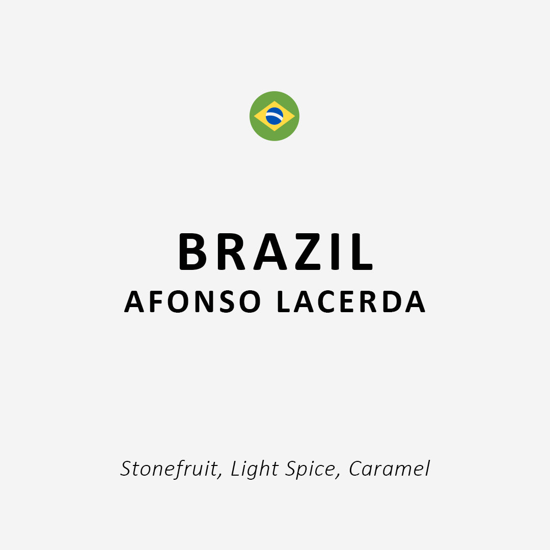 Brazil Afonso Lacerda Pulped Natural