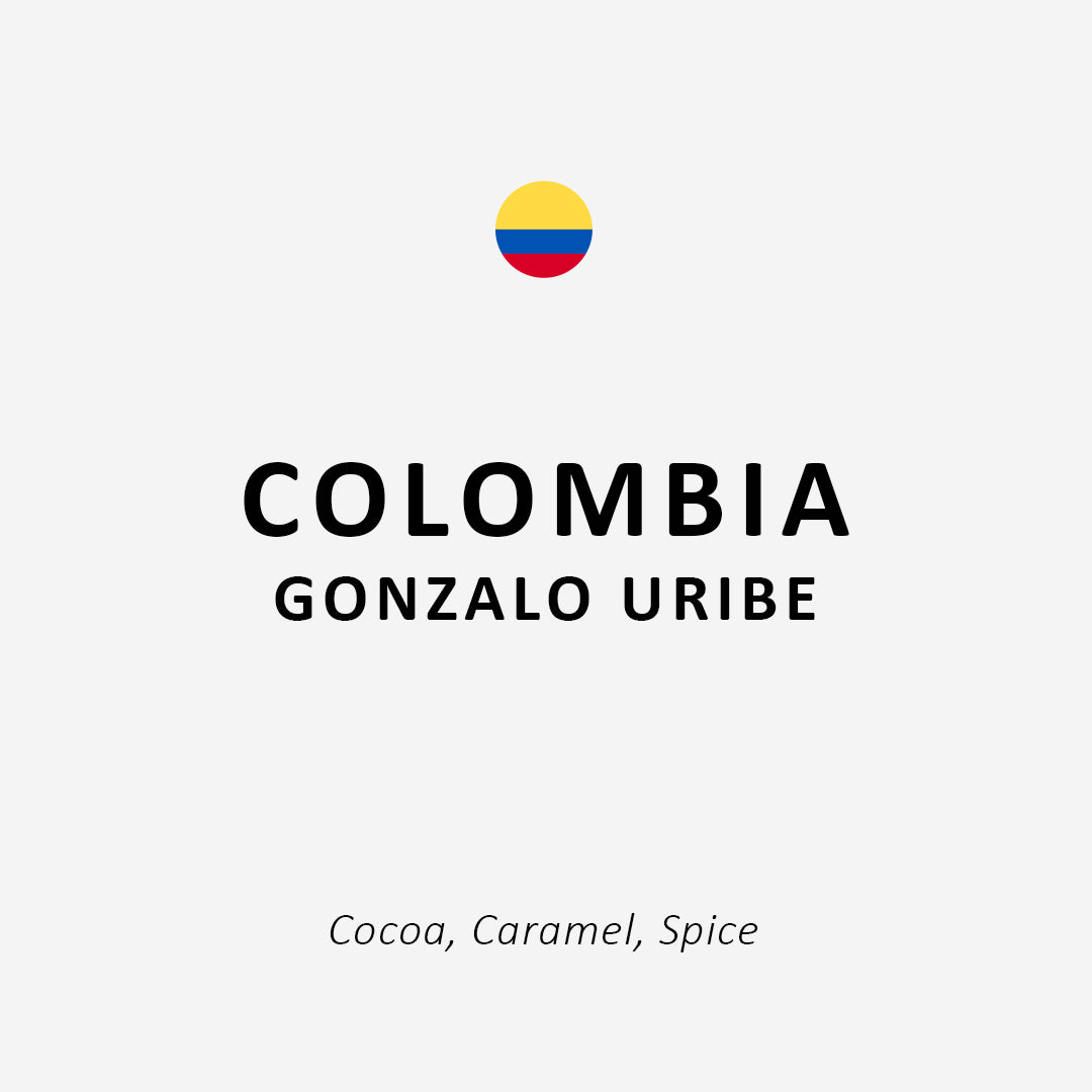 Colombia Gonzalo Uribe Washed
