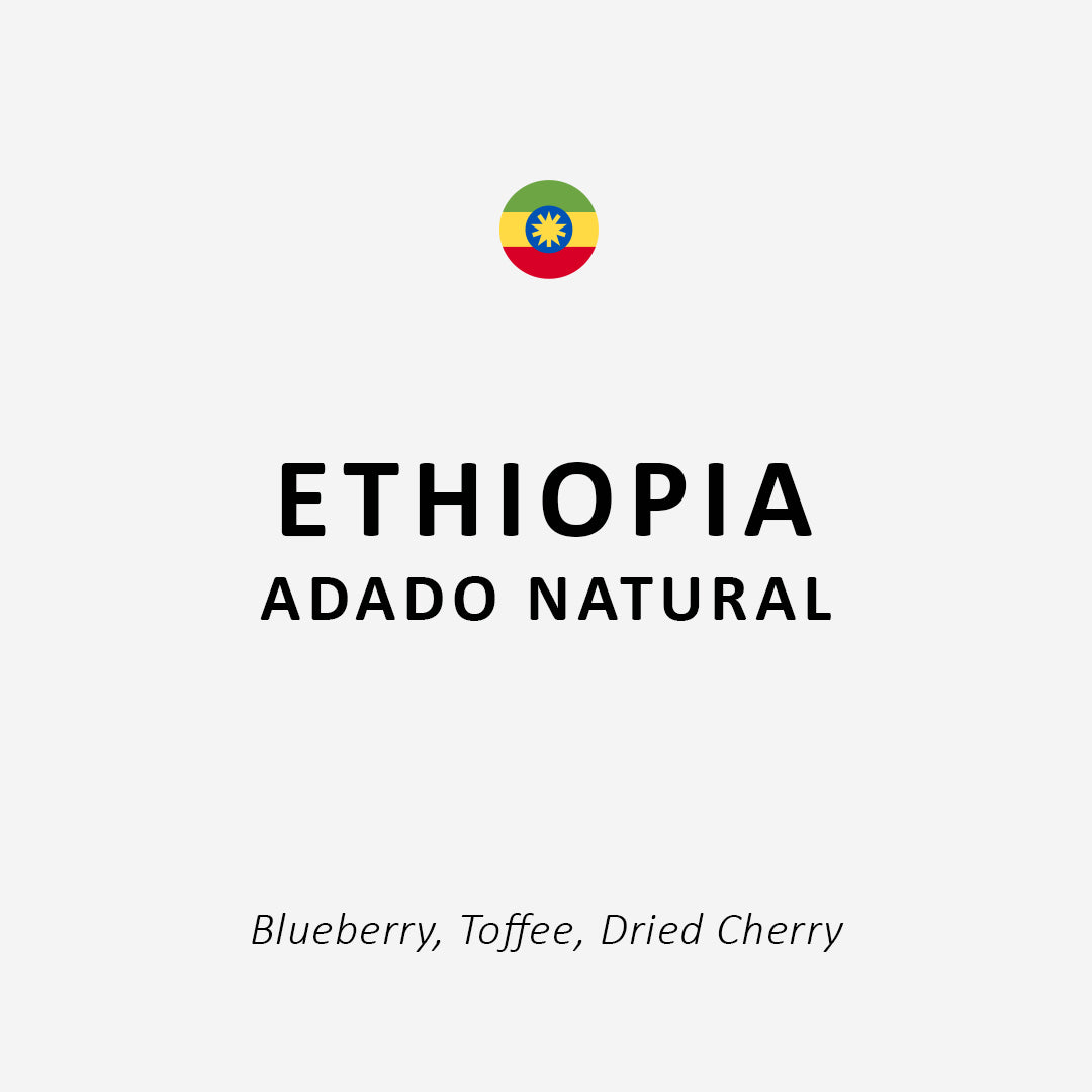 Ethiopia Adado Natural Process