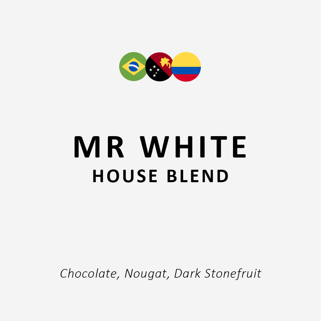 Mr White - House Blend - 350g / 1kg
