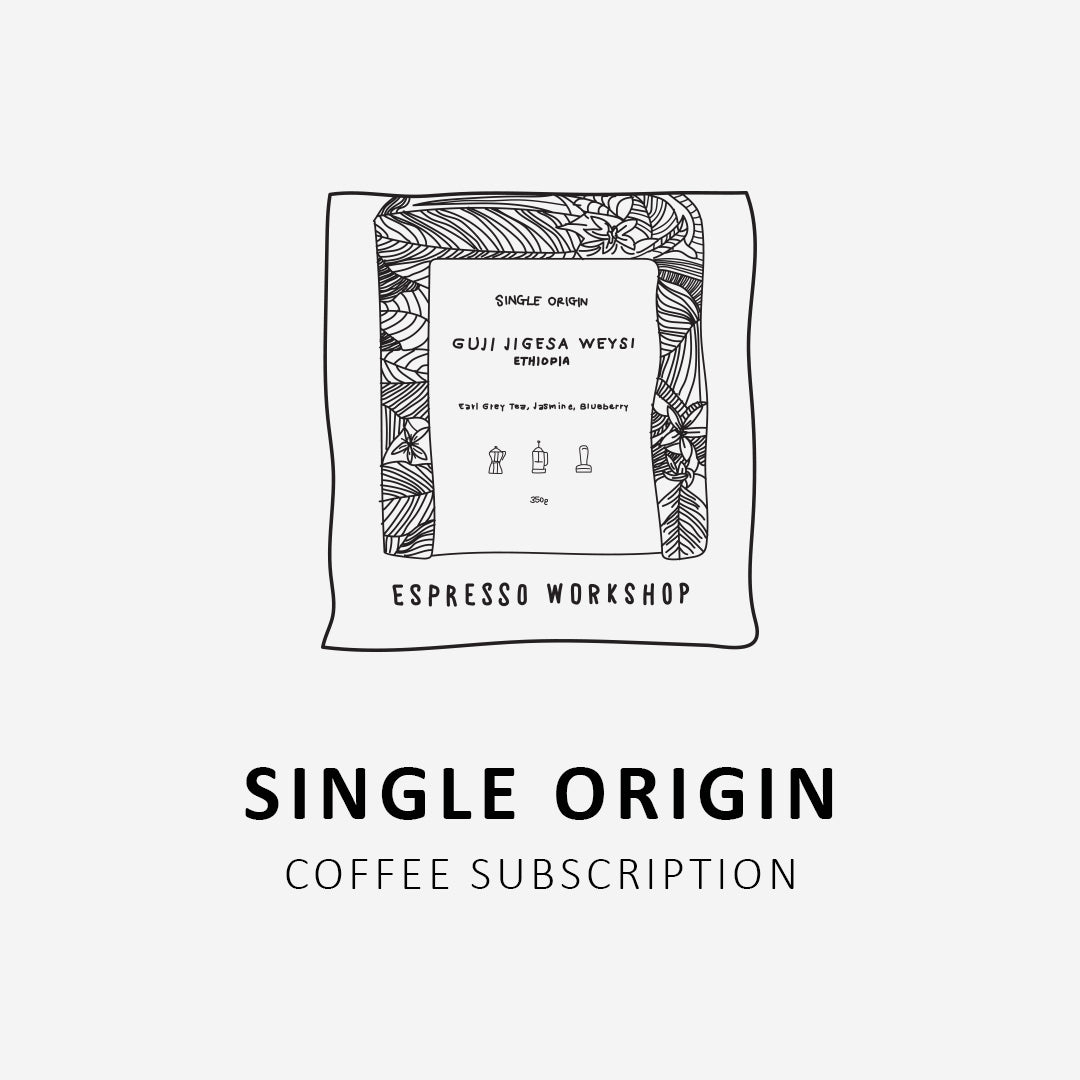 Coffee Subscription - Single Origin