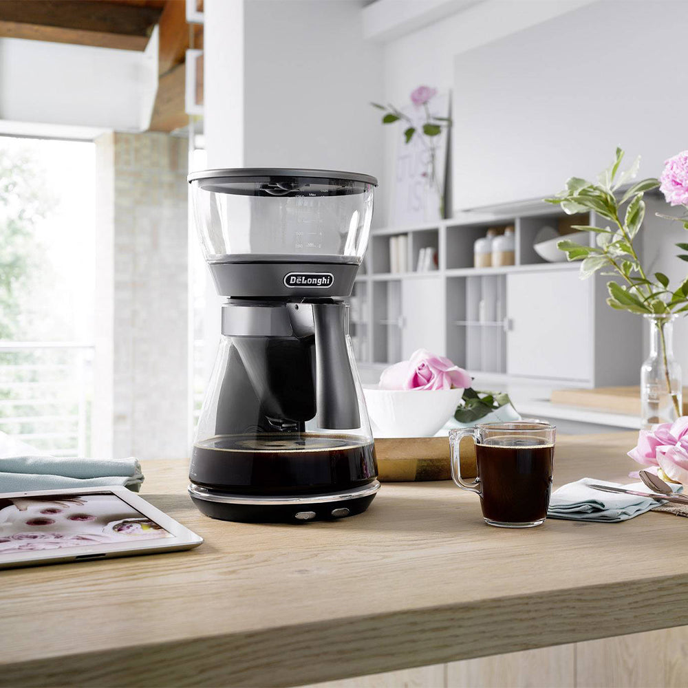 DeLonghi Clessidra Drip Coffee Machine