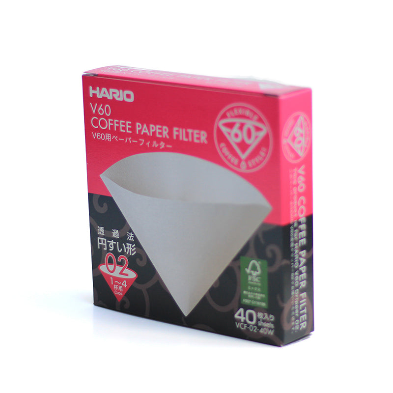 Hario V60 Filter Papers (40)