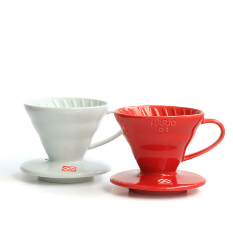 Hario V60 01 Ceramic Dripper - Espresso Workshop