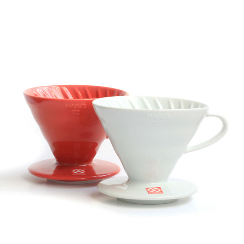 Hario V60 02 Ceramic Dripper - Espresso Workshop