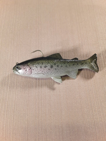 "Huddleston Juvenile 6"" Trout  ROF-5  6T5-JT"