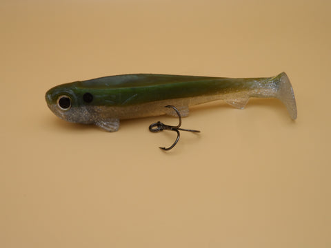 "3:16 LURE CO. RISING SON 6.75"" TOP HOOK - AMERICAN SHAD"