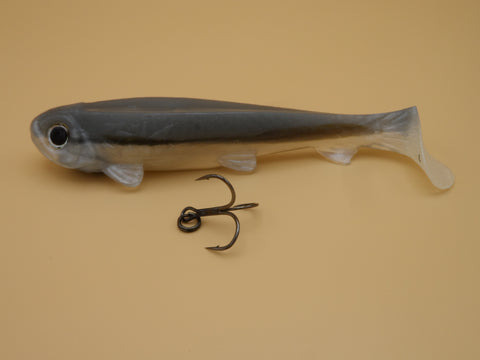 "3:16 LURE CO. RISING SON 6.75"" TOP HOOK - DIRTY SHAD"