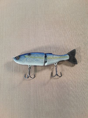 ABT Suicide Glide 5.5 SEXY AMERICAN SHAD