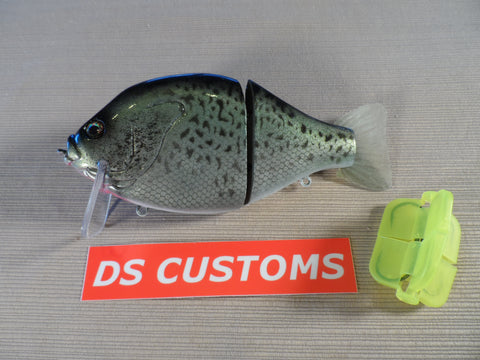 DS CUSTOMS CRAPPIE