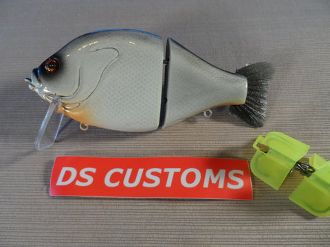 DS CUSTOMS SILVER STREAK