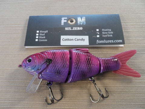 FOM Wake COTTON CANDY
