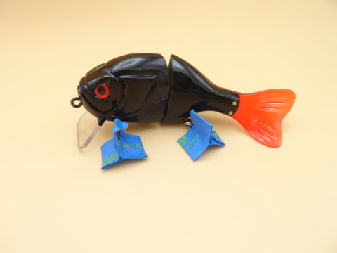 Lanciotti Lures PSYCHO GILL - BLACK & RED