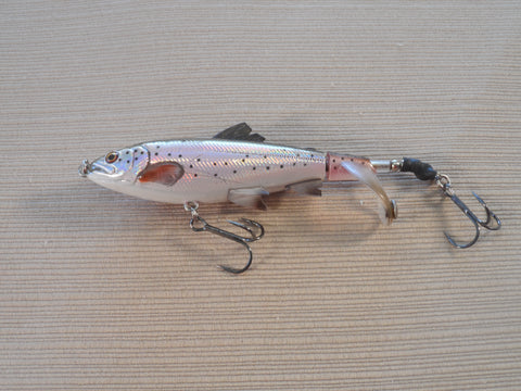Savage Gear  3D Smash Tail Minnow 100 3 3/4 inch 1/2 oz. TROUT