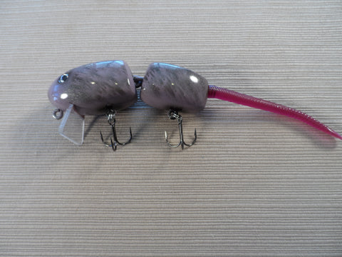 TRAP BASS BAITS HOUSE MOUSE GRANITE