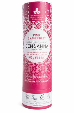 Deodorant natural - Pink Grapefruit