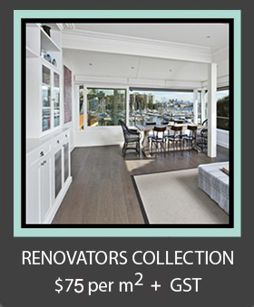 1. Oak Renovators Collection $60.00 + GST per m2