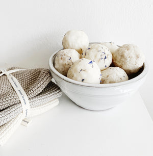 Goats Milk Soap Ball