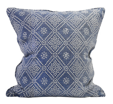 Denim Linen Cushion