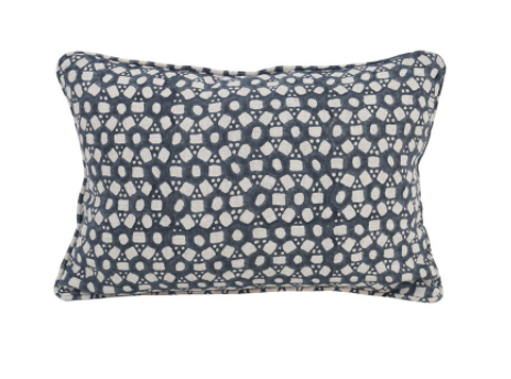 Indian Teal Cushion