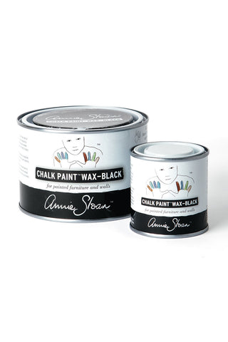 Annie Sloan Black Chalk Paint Wax