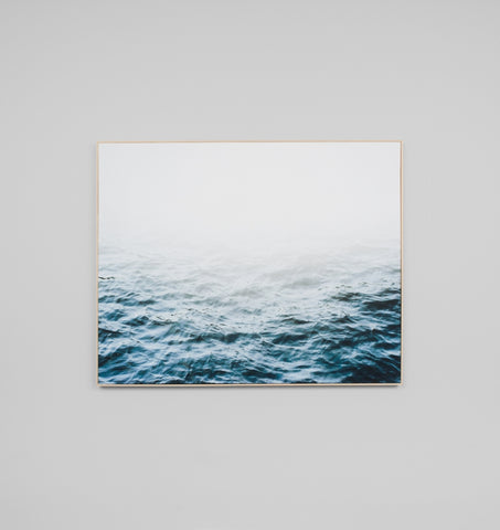 Distant Waters Box Framed Canvas