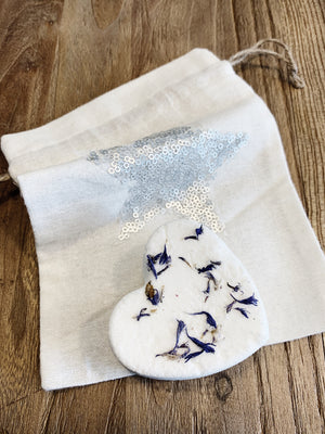 Essential Oil Bath Bomb in Gift Bag
