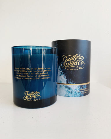 Ocean Isle Scented Candle