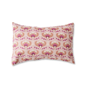 Blush Patterned Pillow Case Set